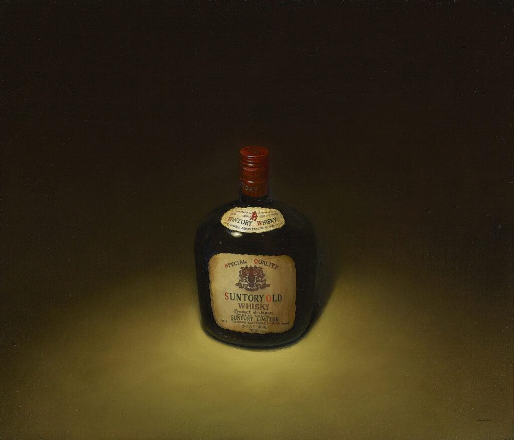 山田啓貴「まろやかな日本の味」10F 油彩・テンペラ
